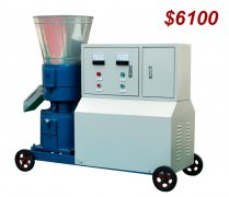 PMF12EC30 Biomass Wood Pellet Machine