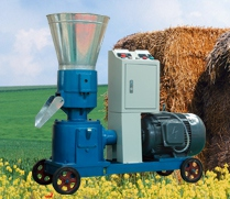 Pellet Machine (with Electric Engine)