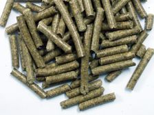 Peanut Shell Pellets